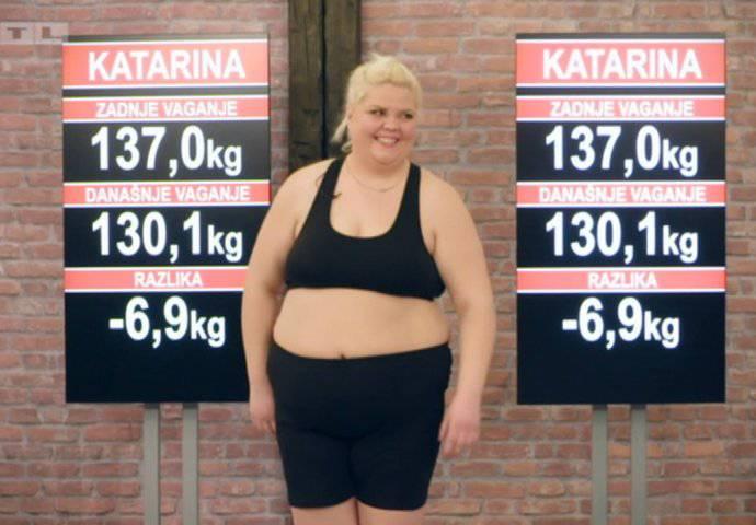 Katarina iz ŽNV: 'Nikad mi nije bio problem skinuti se u badić'