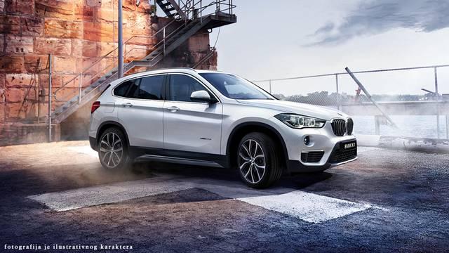 Od petka u 24sata: Skupljaj kupone i osvoji moćni BMW X1