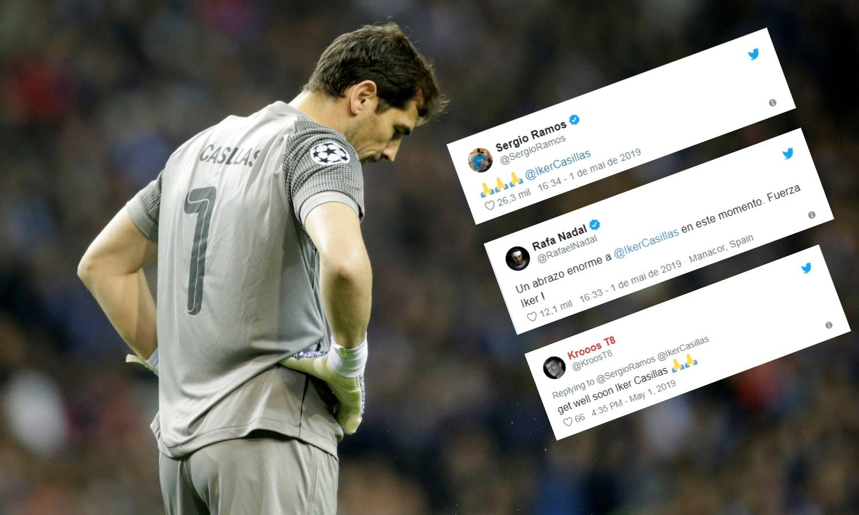 Svi uz Ikera: Legendo, nogomet te treba, vratit ćeš se još jači