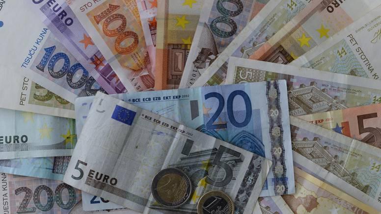 Žele li Hrvati da euro postane službena valuta? Evo što je pokazalo najnovije istraživanje