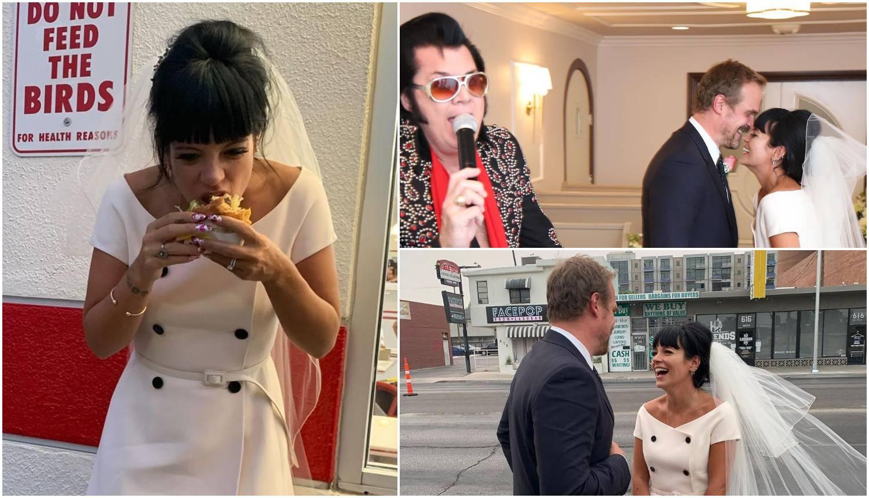 Iz Dalmacije pred matičara: Udala se pjevačica Lily Allen