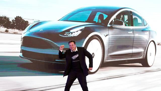 Izvršni direktor Tesle postao 7. najbogatiji čovjek na svijetu