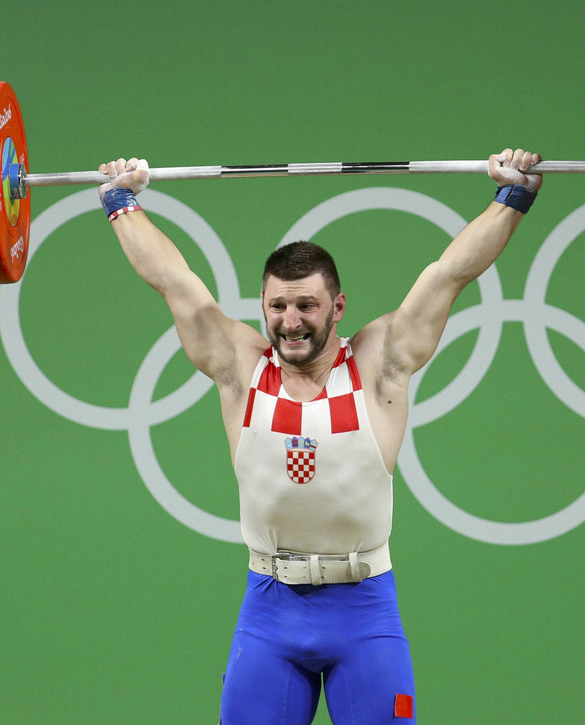 Weightlifting - Men's 85kg