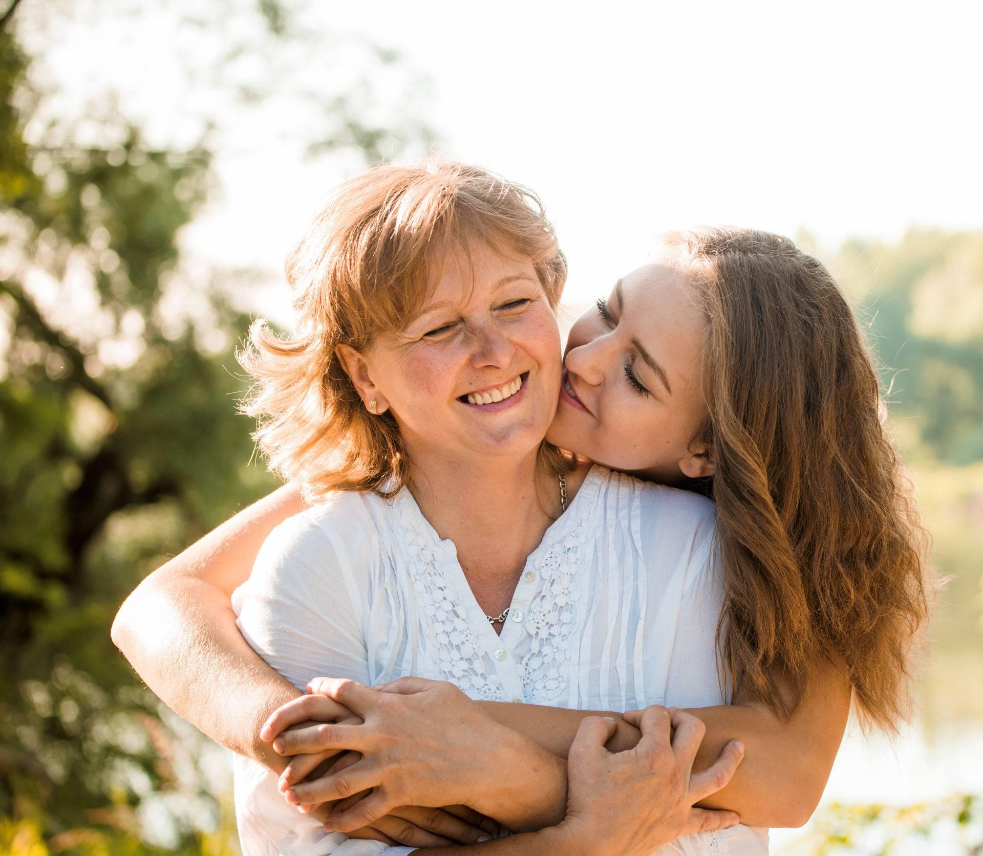 Jedna je mama: Uvijek je tu za vas, slušat će, utješiti, pomoći