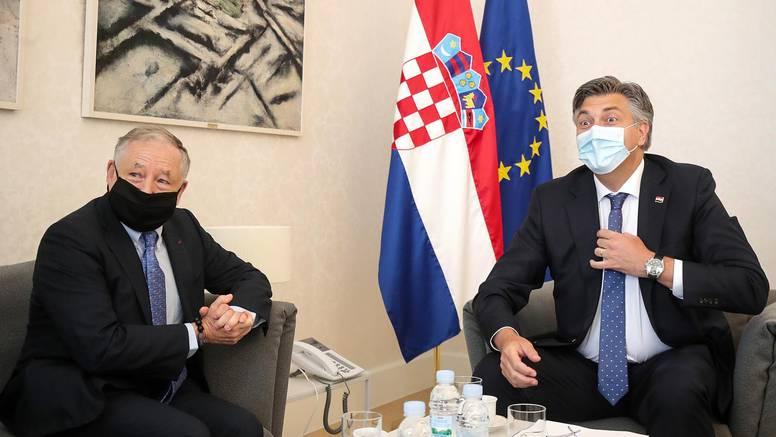 Jean Todt i Plenković pričali o prometu u vremenu pandemije