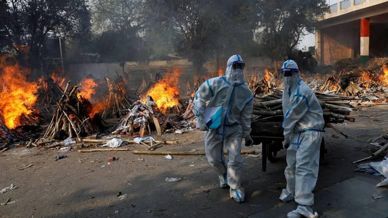 Stručnjaci: Indija je imala barem 500 milijuna zaraženih
