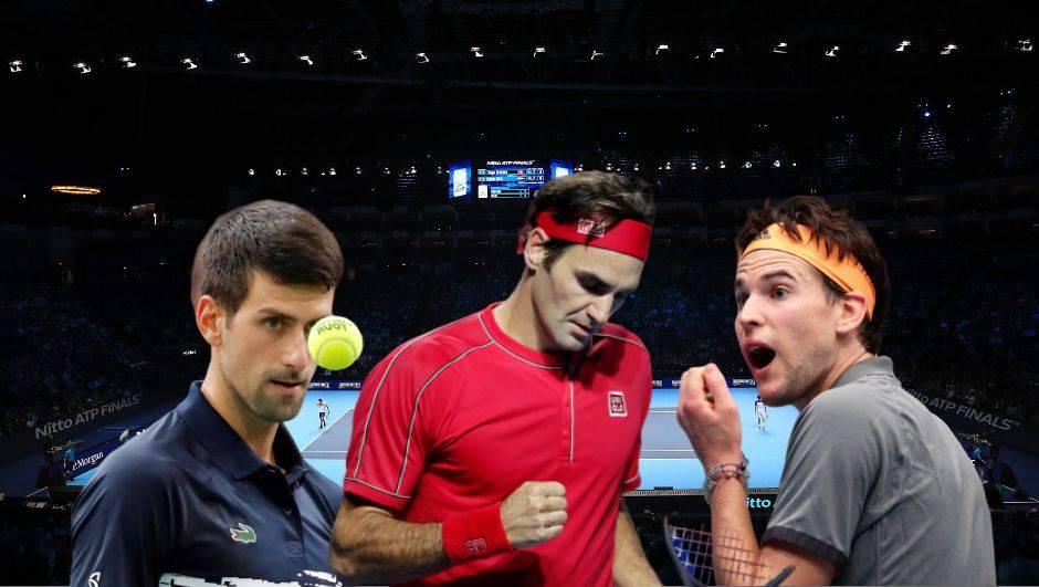Federer, Đoković i Thiem su u skupini smrti, Nadal ipak igra