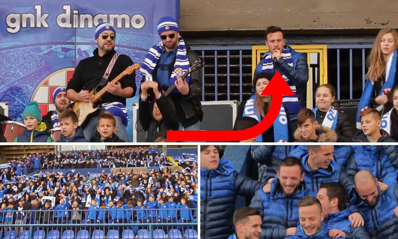 Kad Dinamo postane zbor: Evo kako su 'modri' čestitali Božić