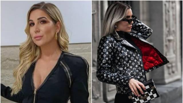 Supruga Dinamovca pozirala u jakni od 33.000 kn pa poručila svima: 'Nisam prosječna cura'
