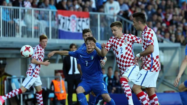 UEFA Euro U-17, Hrvatska - Italija