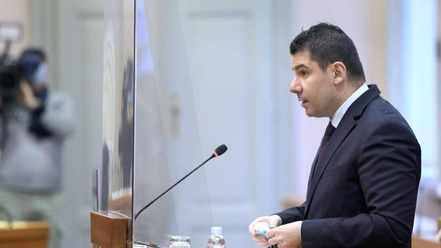 Zagreb: Sabor je 4. sjednicu nastavio izlaganjem zastupničkih stajališta