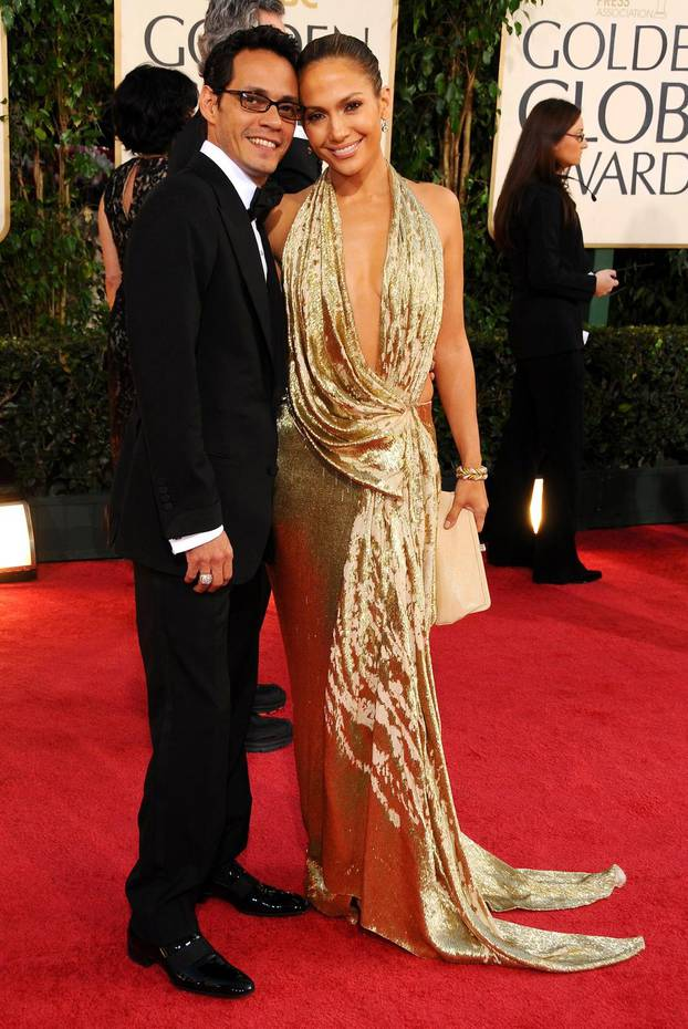 66th Annual Golden Globe Awards - Arrivals - Los Angeles