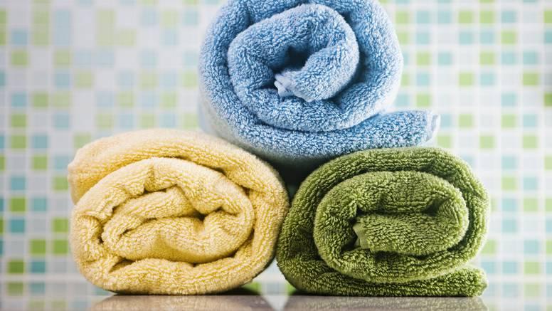 Krivo perete ručnike: Evo kako će dugo ostati savršeno mekani