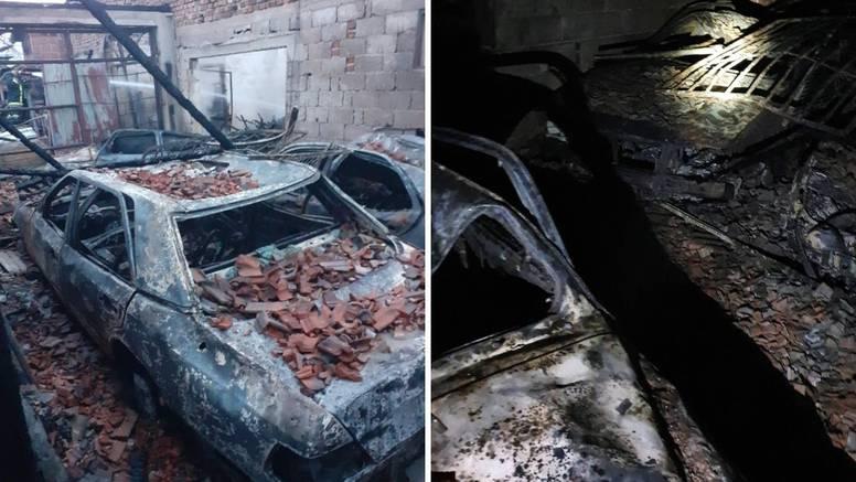 Cijelu noć gasio vatru pa otišao na posao: 'Šteta je ogromna, tri puta smo išli na intervenciju'