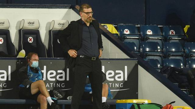 Carabao Cup Third Round - West Bromwich Albion v Brentford