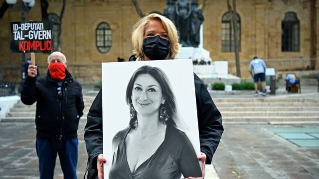 Maltežanin priznao krivnju za ubojstvo novinarke Galizije