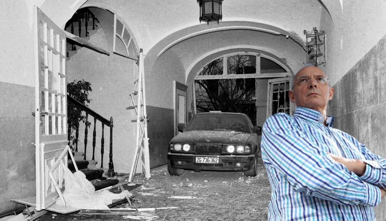 Novi šef Janafa izbjegao smrt u Banskim dvorima: 'Da smo duže bili na ručku, svi bismo izginuli'