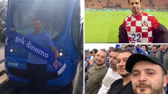 Leovčev šogor ukrasio 'modri' tramvaj: Vožnja pa na tekmu...