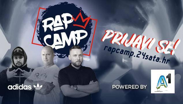 Nova sezona Rap Campa bit će 'pravi dernek': Prijavi se i uči od  rap legendi Stoke, Hilje i Fila