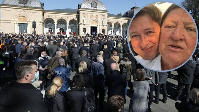 Otto Barić mlađi: Prijateljima nismo dali da dođu na tatin sprovod, onda vidim ovaj cirkus