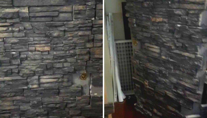 Nakon 5 godina otkrili da njihova kuća ima tajni prolaz i skrivenu sobu: 'Ovo je jezivo'