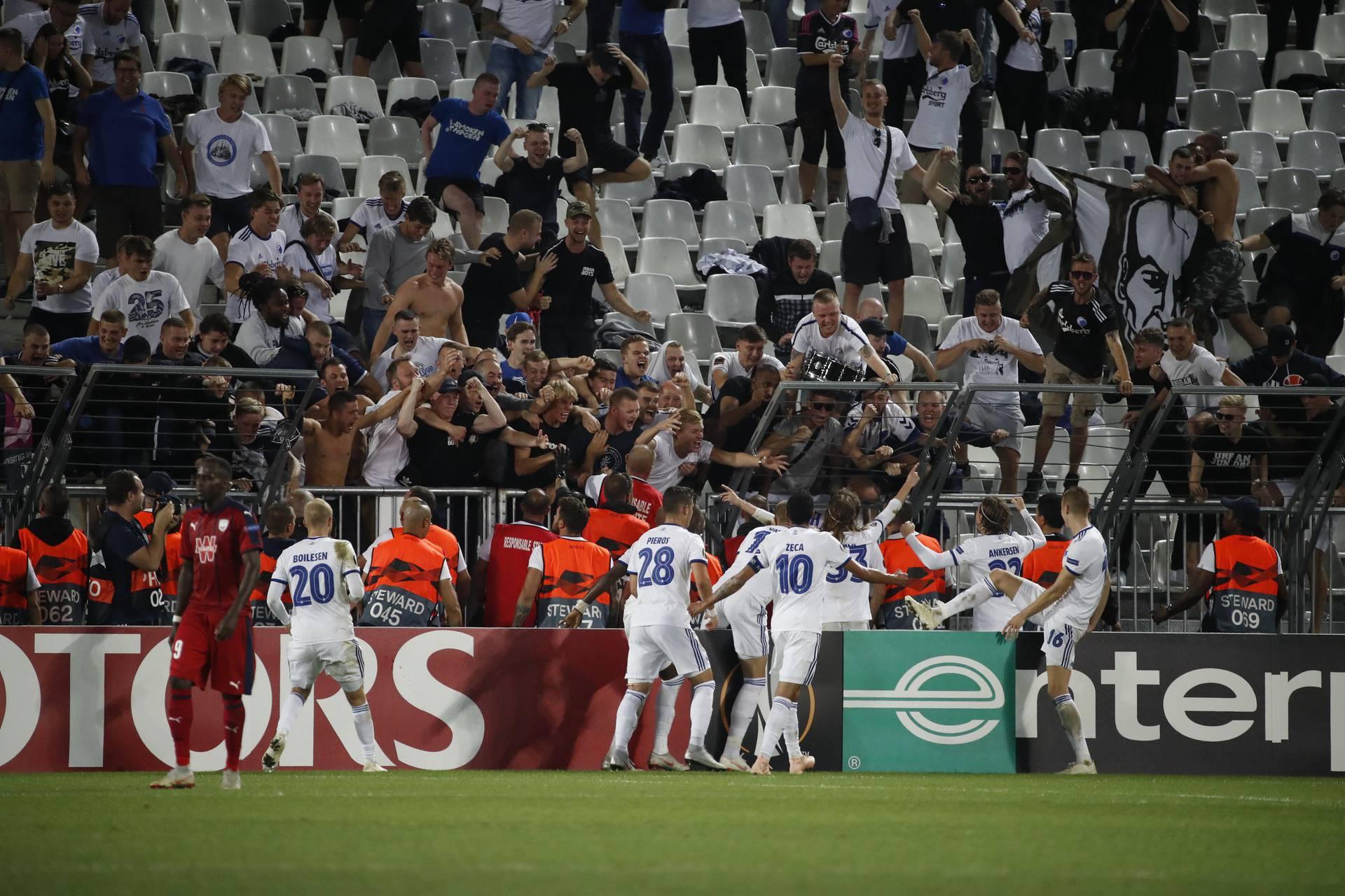 Rijeku čeka momčad koju je u 1/4 finalu jedva izbacio United, u Kopenhagenu su i dva Hrvata