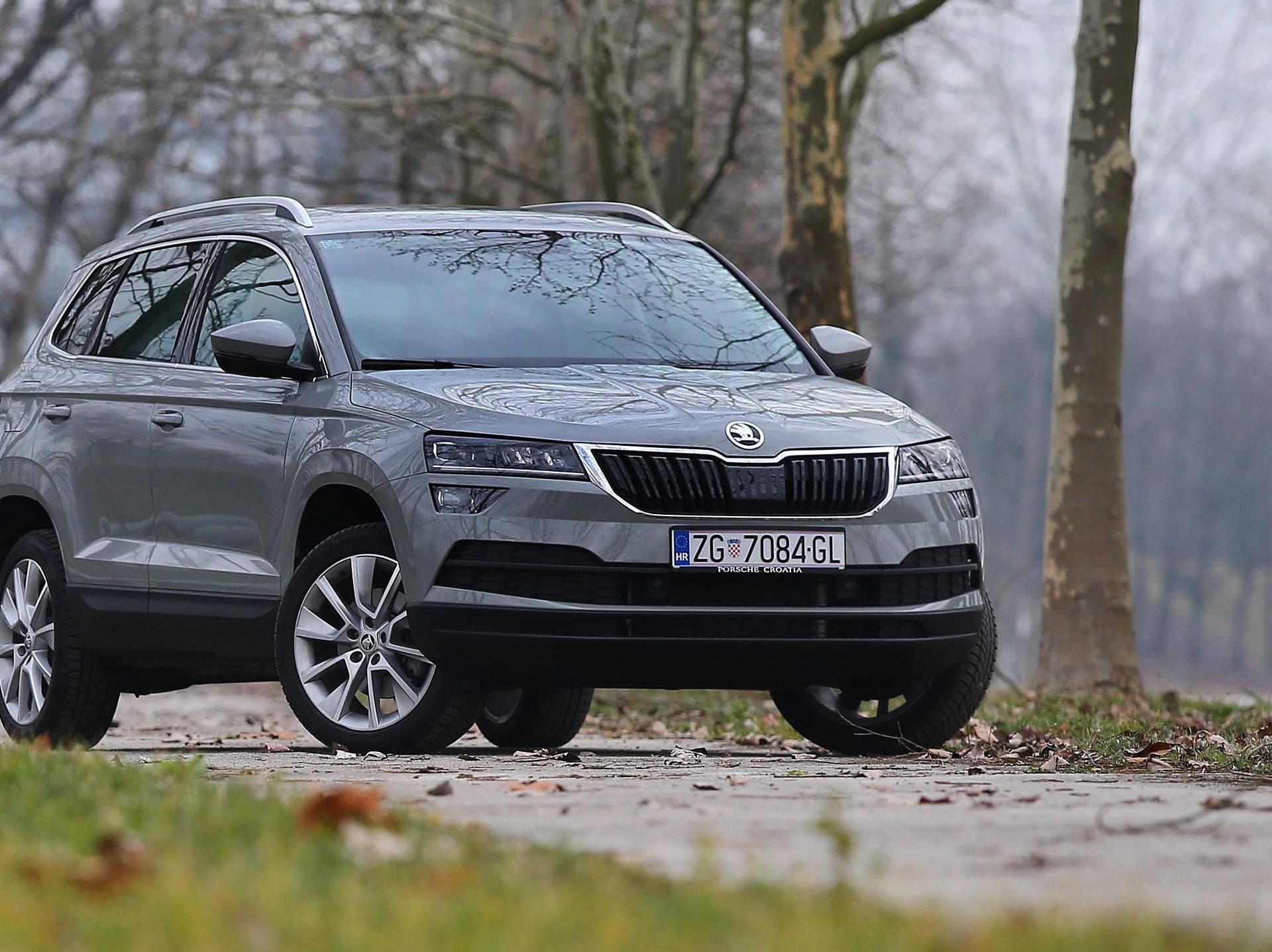 Škoda Karoq je kompaktni SUV za one koji traže više od auta
