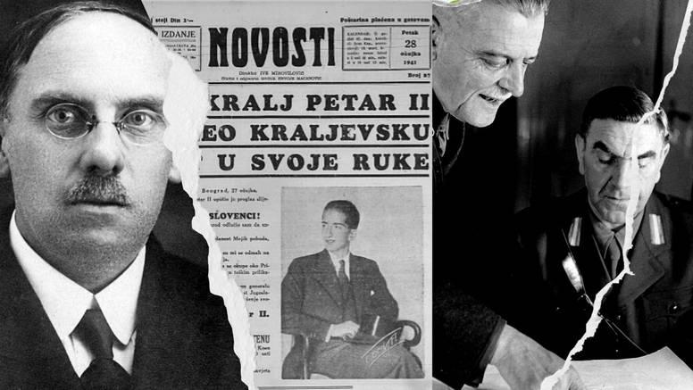 Ustrojio je Banovinu Hrvatsku i nadao se da će zadržati mir. Jedan pištolj je sve promijenio