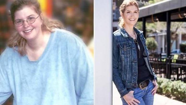 Imala je 139 kg, pa je počela jesti intuitivno i  izgubila 79 kg