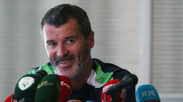 Republic of Ireland Euro 2016 Press Conference - Radisson Blu Hotel