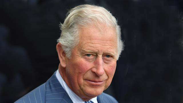 Prince Charles is infected with the Corona Virus.