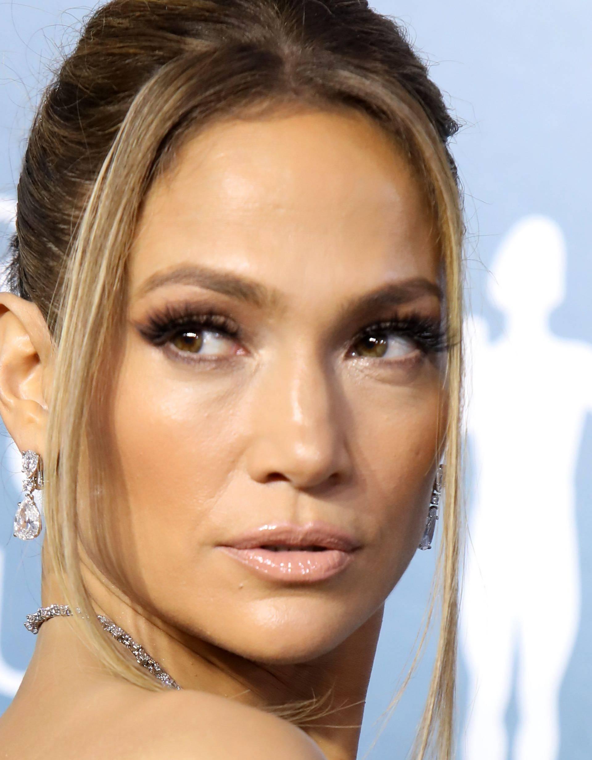 26th Screen Actors Guild Awards – Arrivals – Los Angeles, California, U.S., January 19, 2020 – Jennifer Lopez.