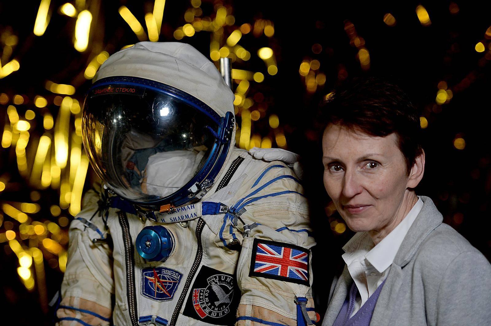 Astronaut Helen Sharman.