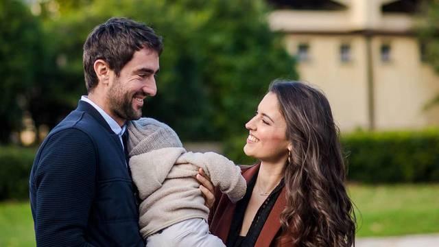 Čilić i supruga u zagrljaju: 'Tri godine bračnog blaženstva...'
