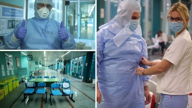 Tomislav iz Covid bolnice: Idem u rat s koronom i tražim curu!
