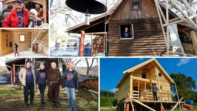 Austrijanka velikog srca: Poslije rata podigla 1200 drvenih kuća na Baniji, sada opet pomaže...