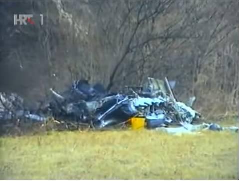 Ugašeno pet života: Dan kada je JNA srušila EU helikopter...