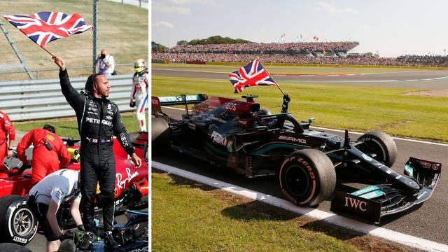 Ludnica u Engleskoj: Hamilton nakon svega stigao do pobjede!