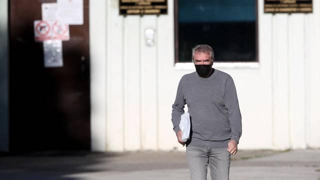 Zagreb: Dragan Kovačević pušten je iz pritvora u Remetincu