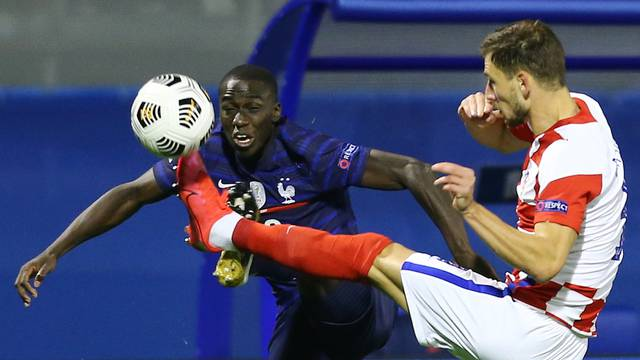 UEFA Nations League - League A - Group 3 - Croatia v France
