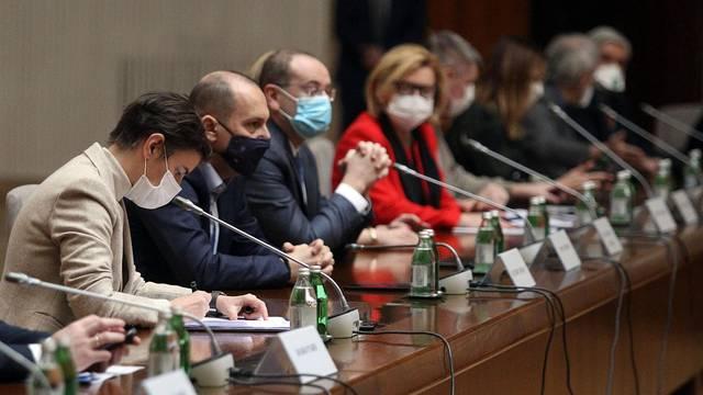 Srbija ugovorila 6,5 mil. doza, ali cjepiva jednostavno nema