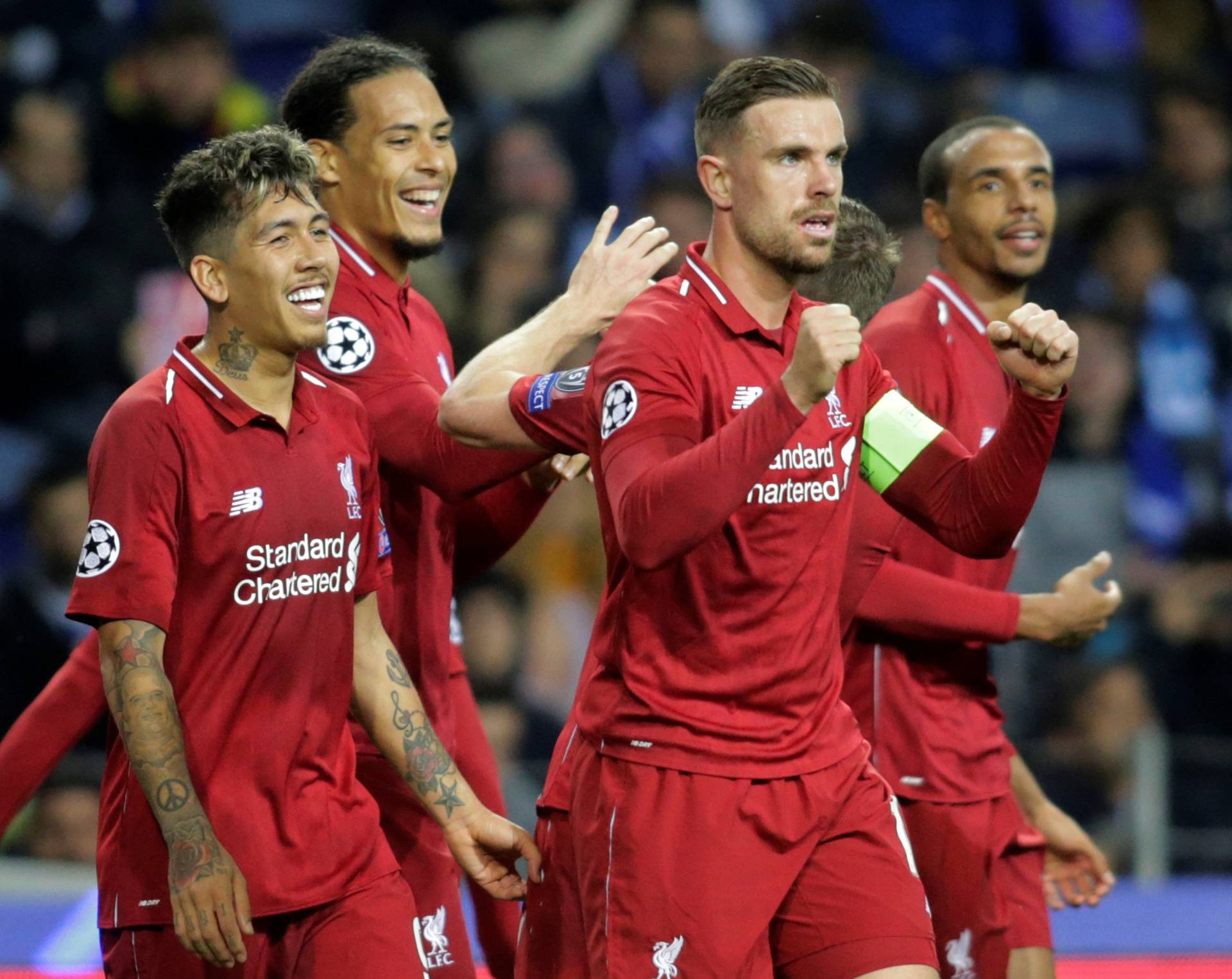 Champions League Quarter Final Second Leg - FC Porto v Liverpool