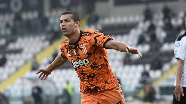 Italian soccer Serie A match - Spezia Calcio vs Juventus FC