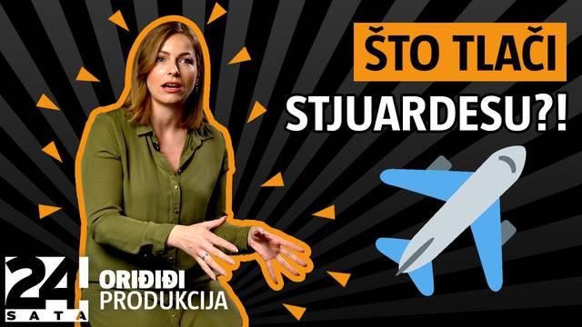 Stjuardesa: Ljudi nose previše kofera, kada bih ih digla 150 po letu odmah bi mogla u mirovinu