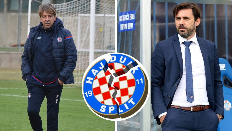 Oreščanin? Ma Hajduk više ne može spasiti ni Jose Mourinho