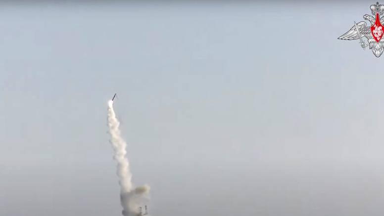 Rusija javila da je prvi put lansiran raketni sustav Cirkon