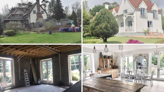 Pretvorila prastaru kuću iz 1730. u divan moderan dom i podigla joj cijenu na 17.4 milijuna kuna