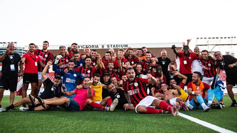Nema Hrvata u Konferencijskoj ligi, a upao je klub iz Gibraltara. Tu su i Estonci, Armenci, Azeri...