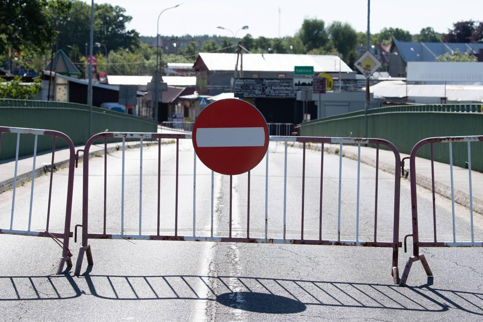 Coronavirus - border with Poland