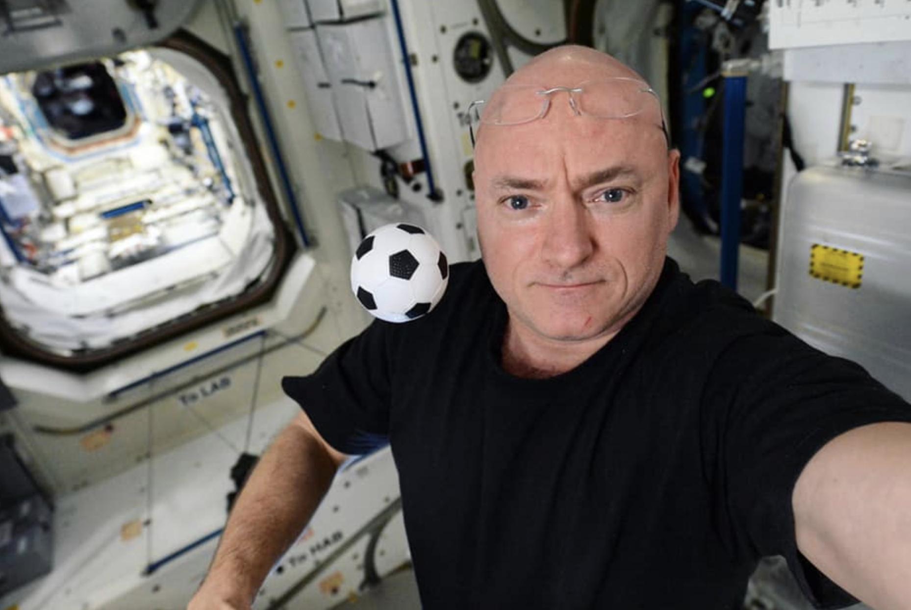 Astronaut kralj izolacije: 'Bitno je da kontaktirate svoju obitelj'